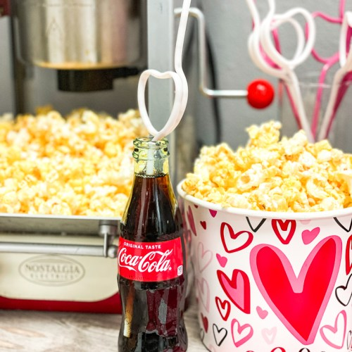 Coca Cola Bottle Popcorn Bucket