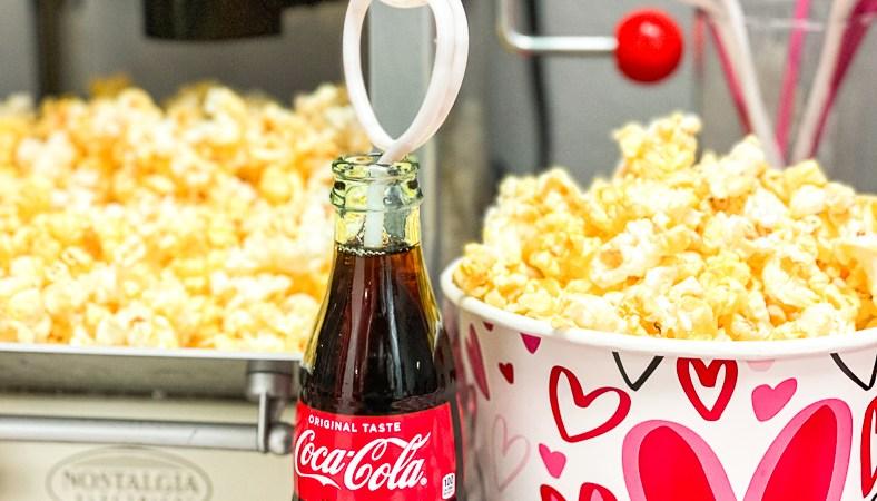 Coca Cola Bottle Popcorn Bucket