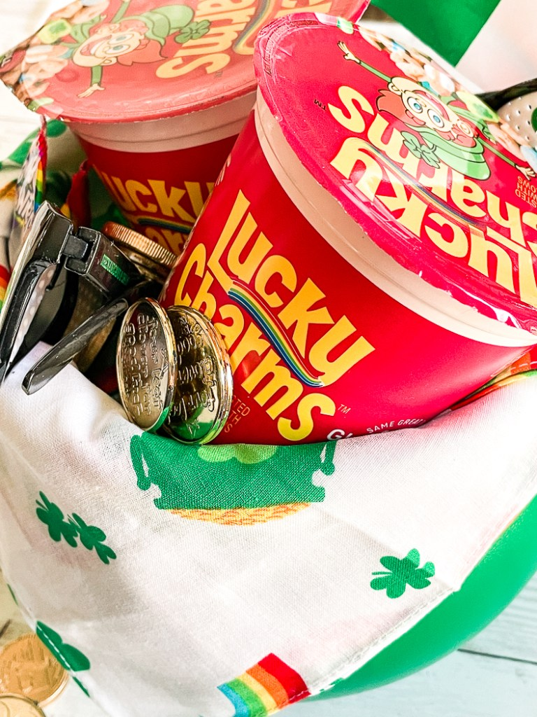 Lucky Charms Gold Coins
