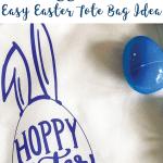 Hoppy Easter Bag