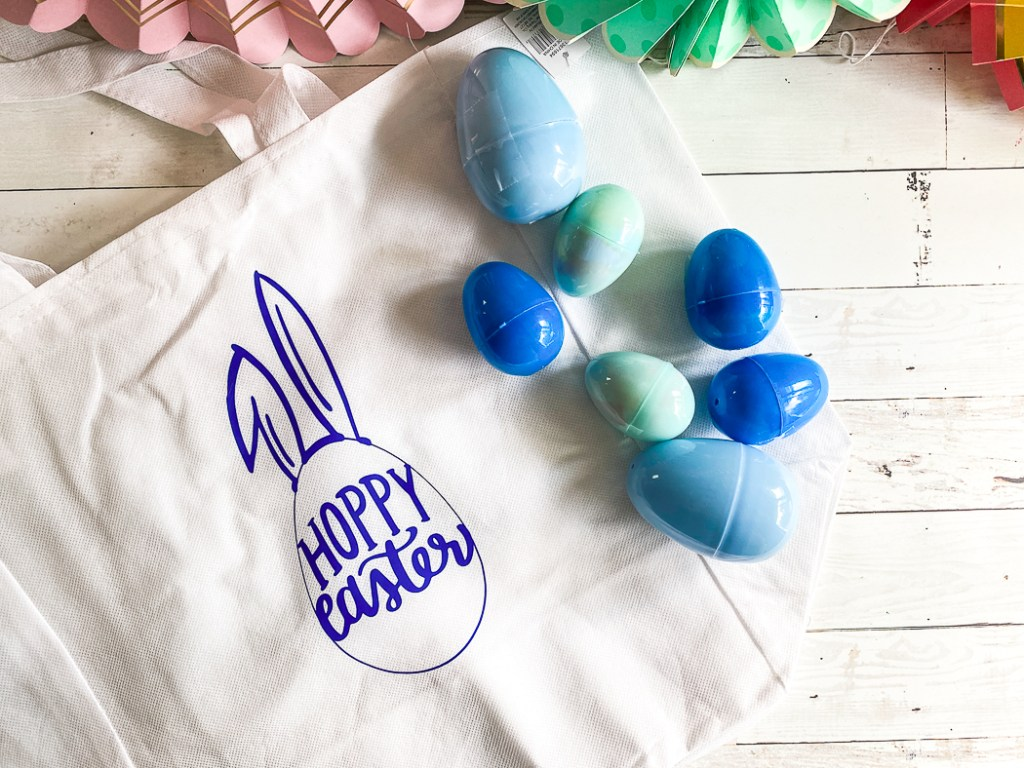Easter Bag Easter Eggs