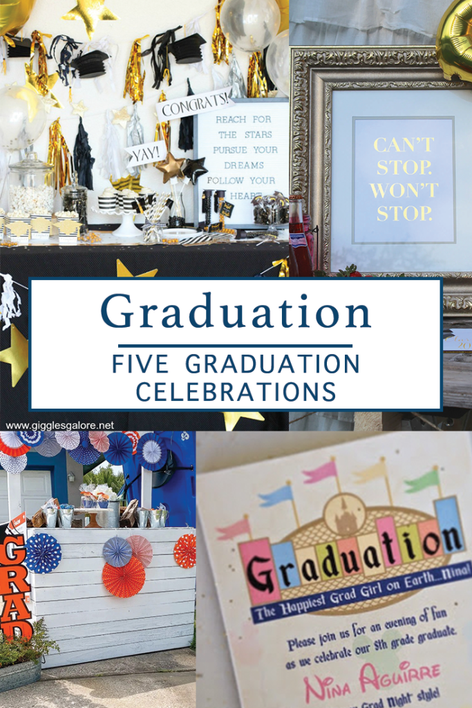 Graduation Party Round Up