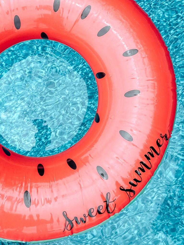 Summer Pool Float