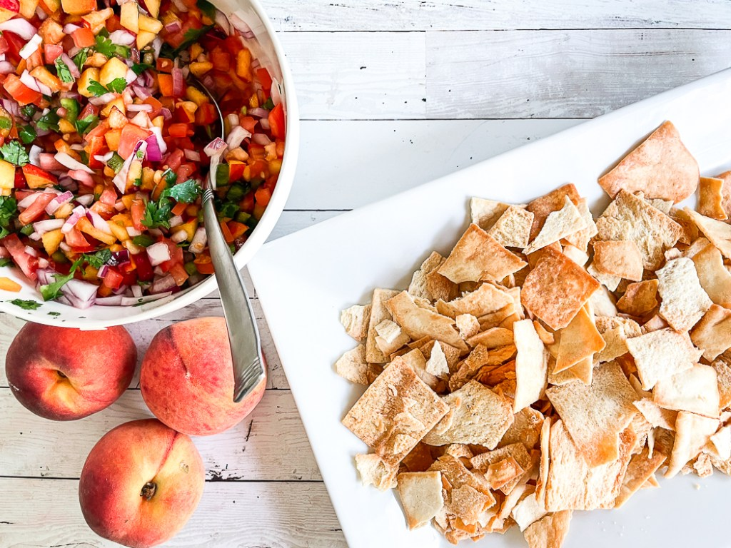 Fresh Salsa and Chips