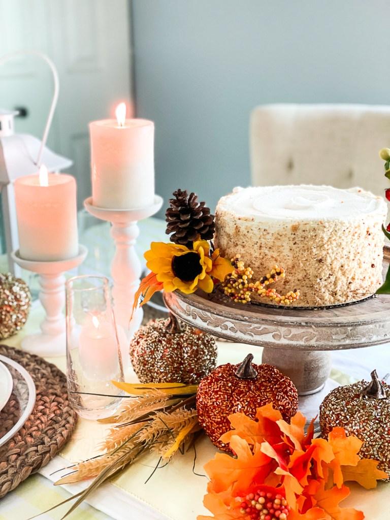 Fall Dessert