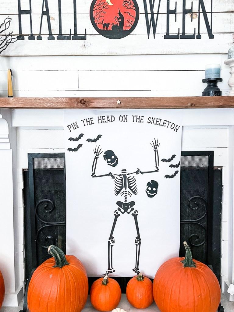 Printable Halloween Party Game