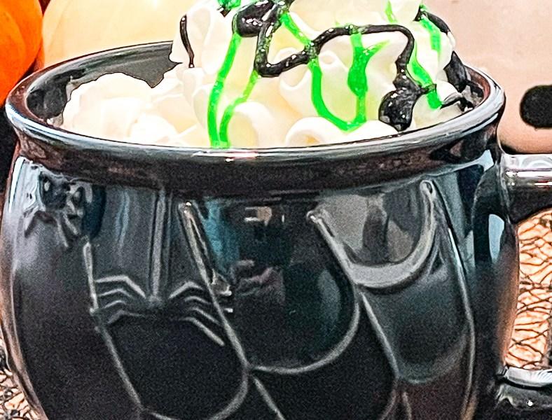 Cauldron Mug Drink