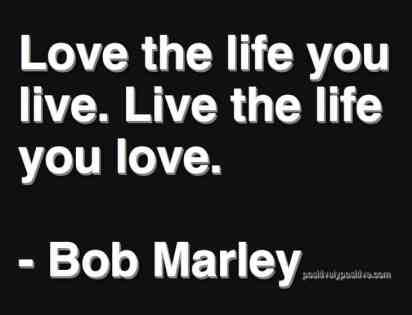 Inspirational Picture Quotes marley quote