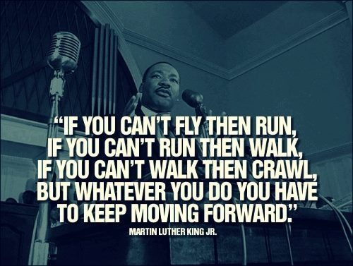 Inspirational essay martin luther king