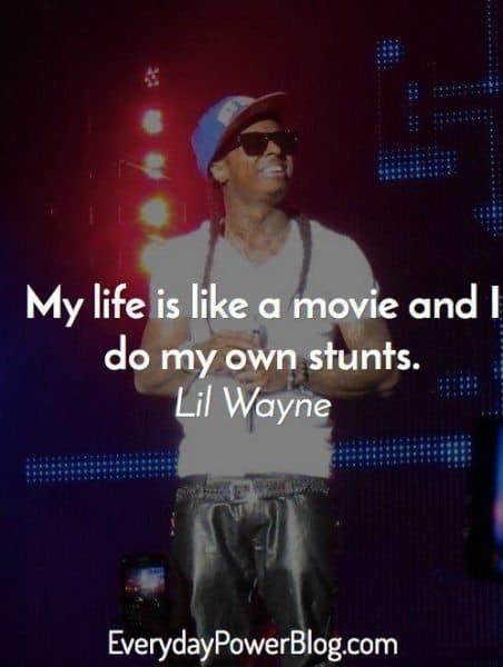 more lil wayne quotes - Lil Wayne Quotes