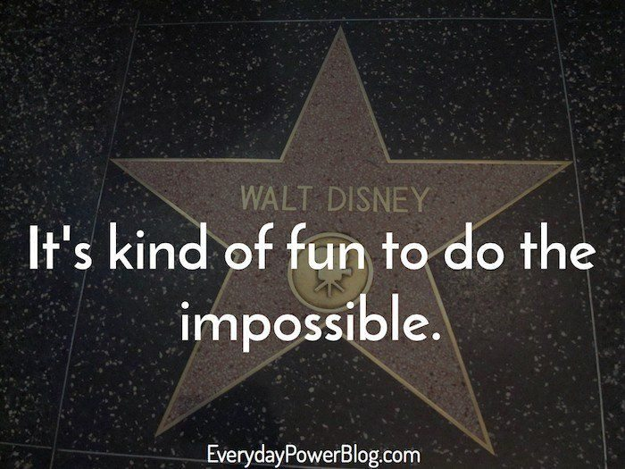 Walt Disney Quotes About Dreams  Life   Greatness   Everyday Power famous walt disney quotes