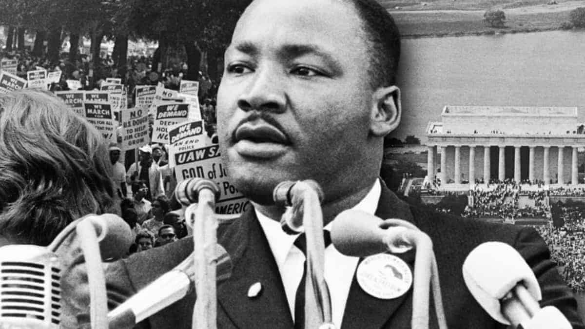 Dr King Luther Date Martin Dthdng Jr