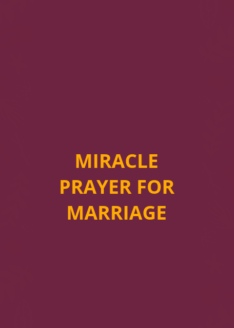 130 Miracle Prayer For Marriage | PRAYER POINTS