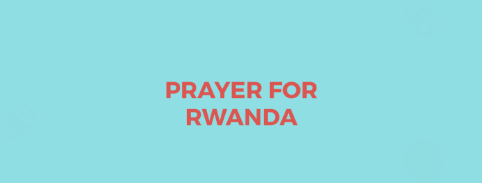 Gebed vir Rwanda