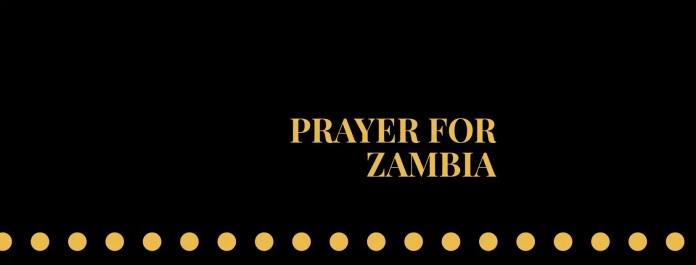 Prière pour la nation de Zambie