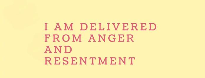 bevryding van woede en wrok
