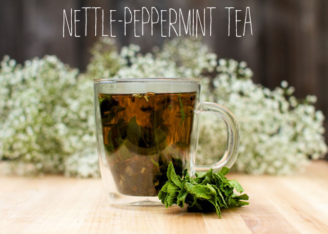 peppermint for allergy relief