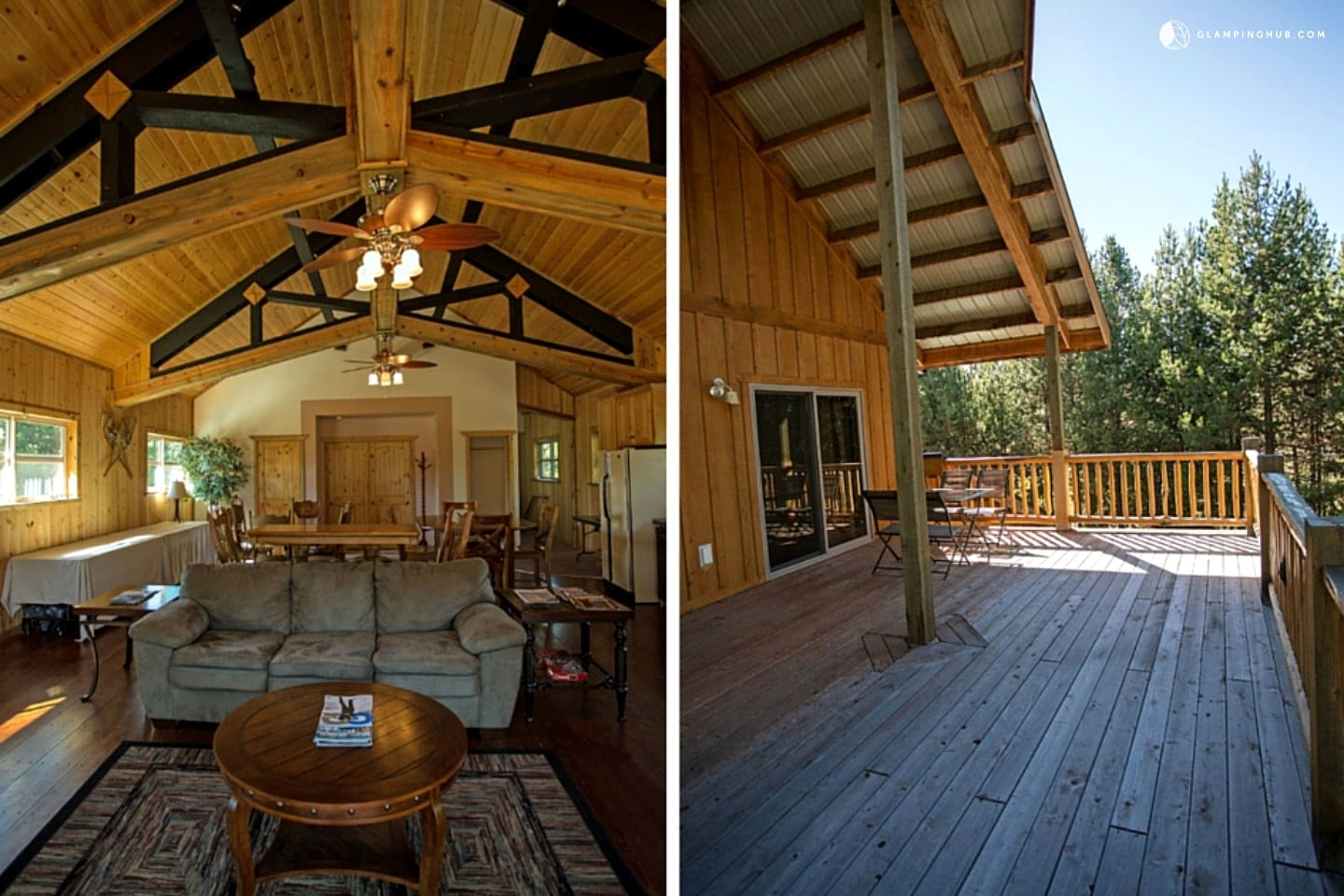 Glamping Oregon Luxury Camping Sites Pacific Northwest