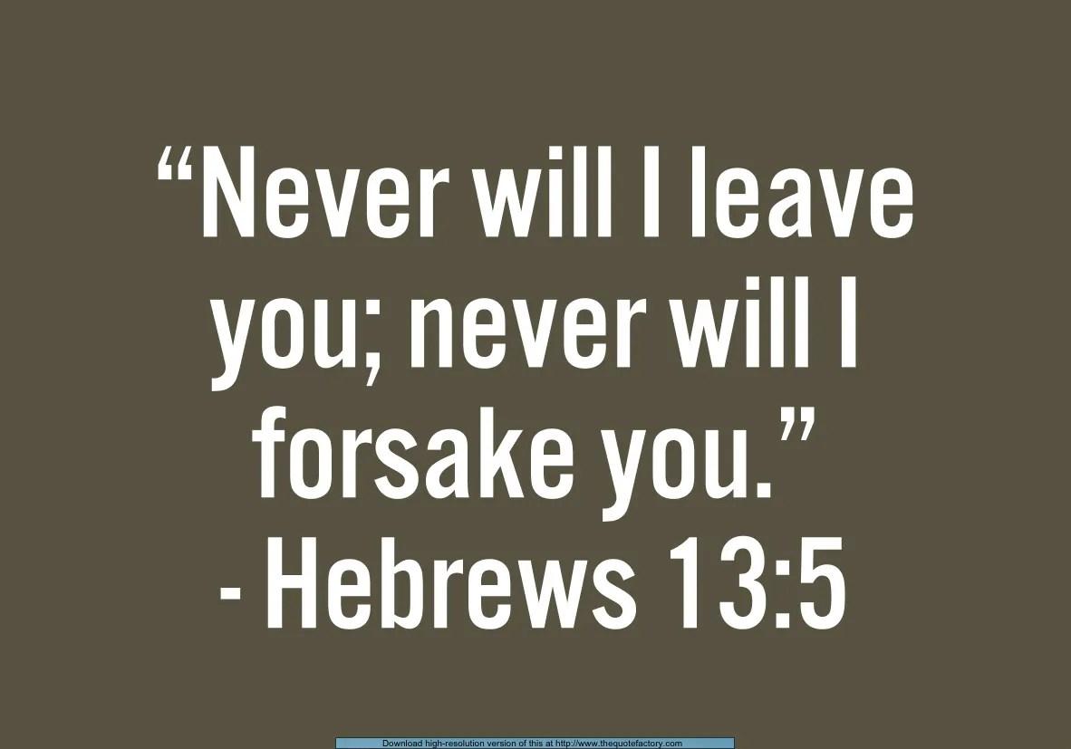 47 Bible Verses On Gods Faithfulness Everyday Servant