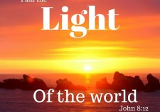 Top 24 Bible Verses-Light of the world