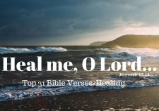 Top 31 Bible Verses-Healing