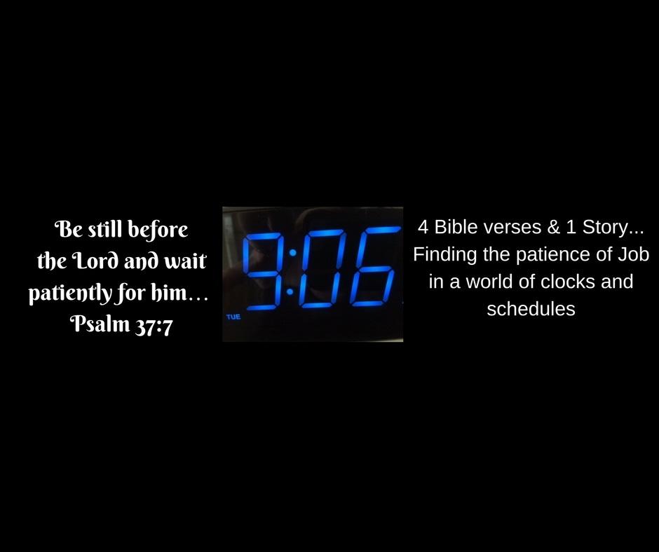 Patience of Job