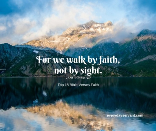 Best Quotes From Bible About Faith: Top 18 Bible Verses-Faith