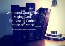 Top 18 Bible Verses-Names of Jesus