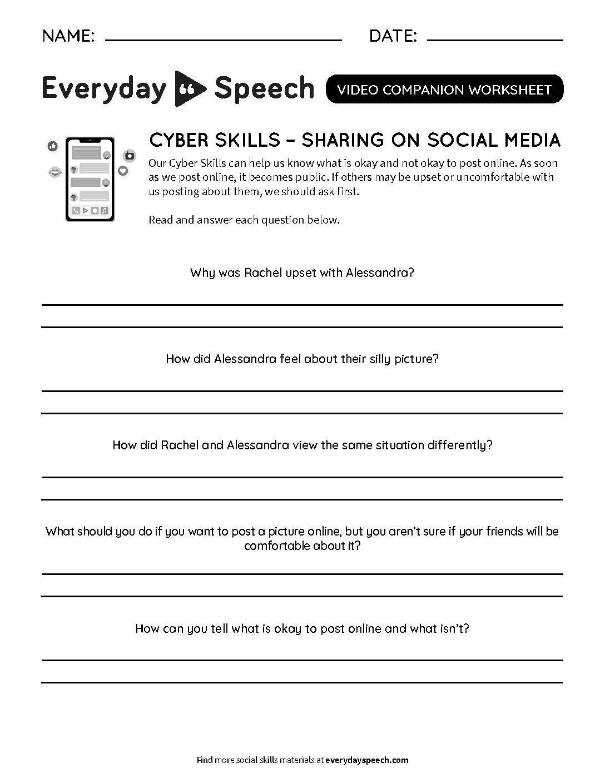 Online Sharing Lesson For Kids