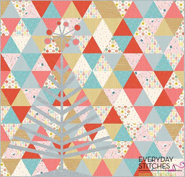Tinsel Tree Polar Magic Small