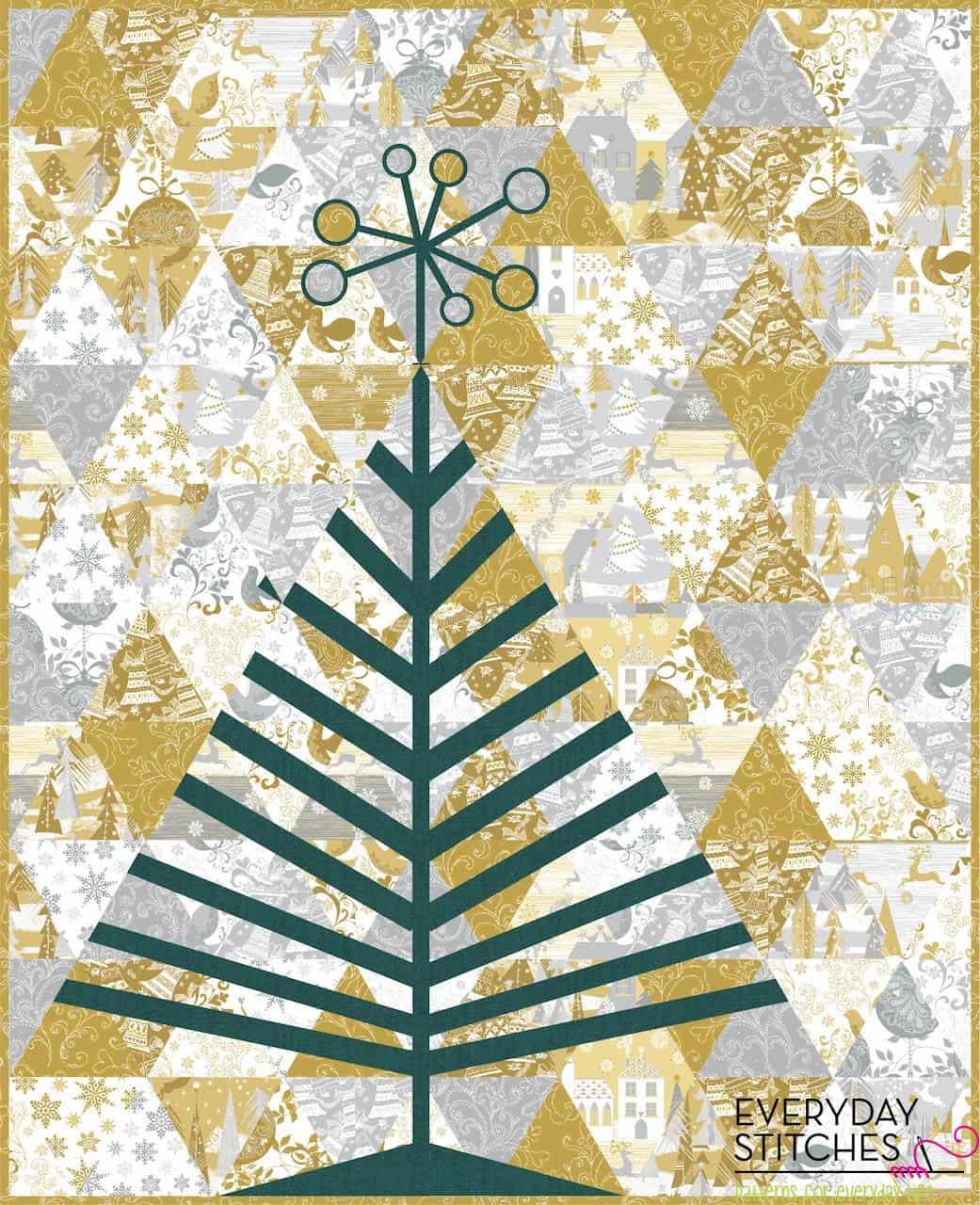tree full quilt Small