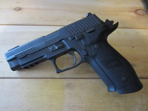 Sig P226 TacOps Review – Everyday Tacticool