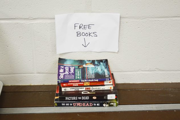 free books in the classroom
