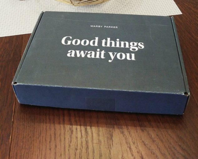 Warby Parker Box Good Things