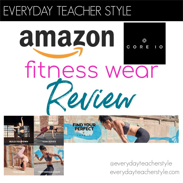 Amazon Core 10 Fitness Wear Fitnesswear Review