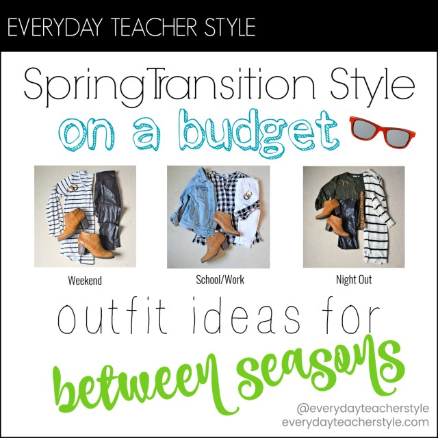 Transition Your Wardrobe Between Seasons on a Budget