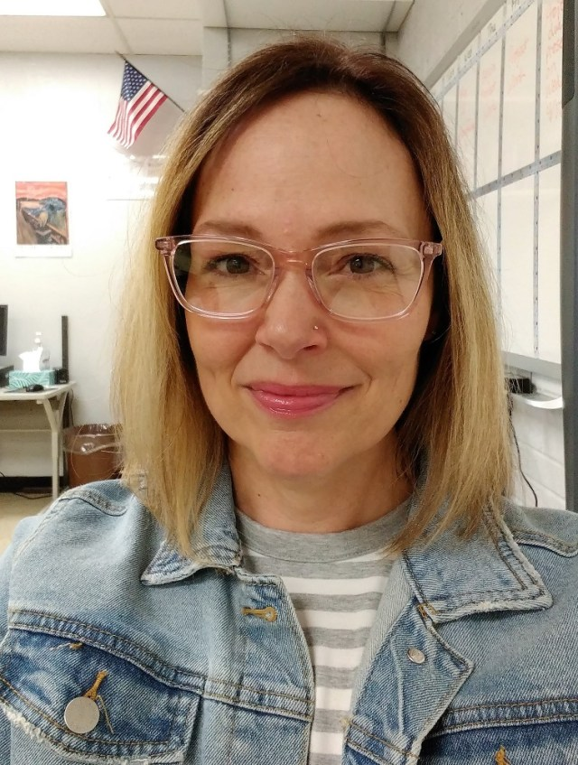 Warby Parker Welty in Rose Crystal