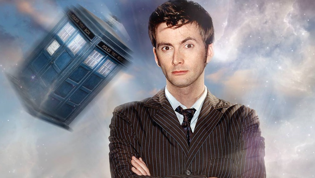 Why Doctor Who is like Jesus