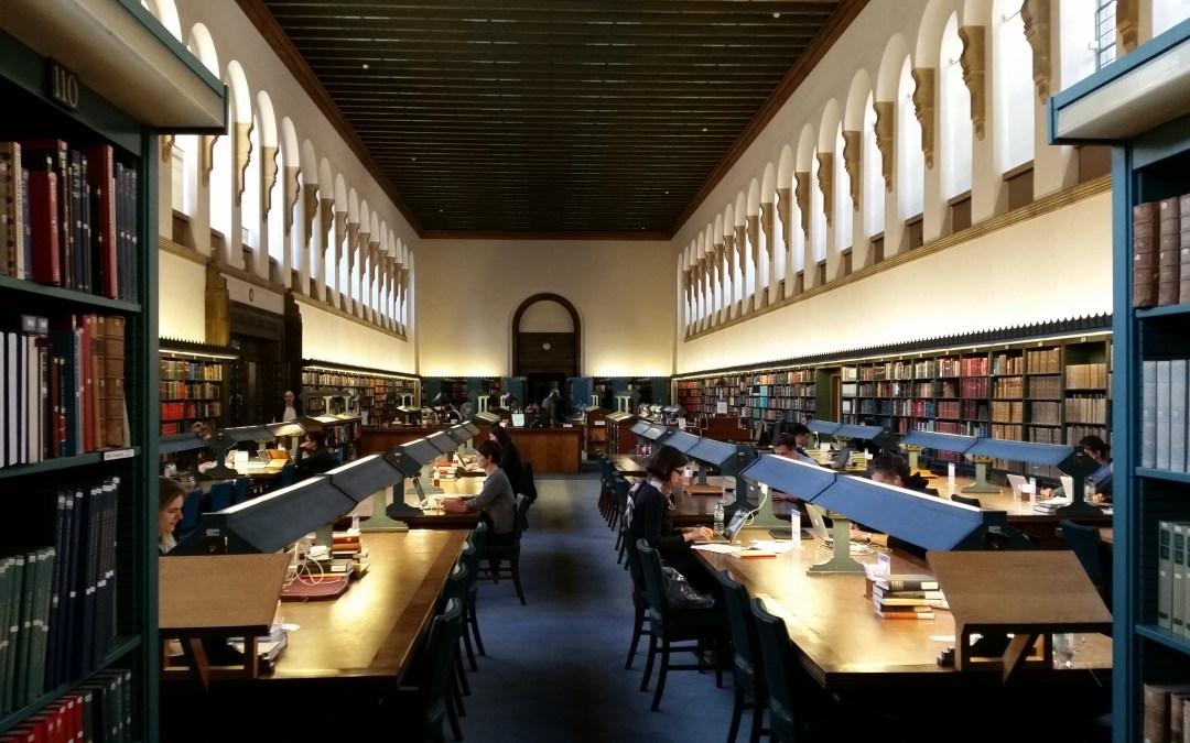 Studying Theology at a Secular University