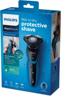 Philips aquatouch S5050-06 electric shaver for men india