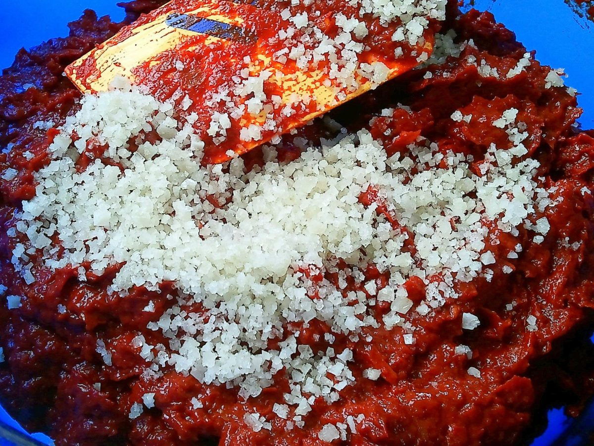 Tunisian Harissa Recipe