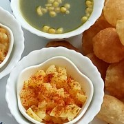 Enjoy Pani Puri