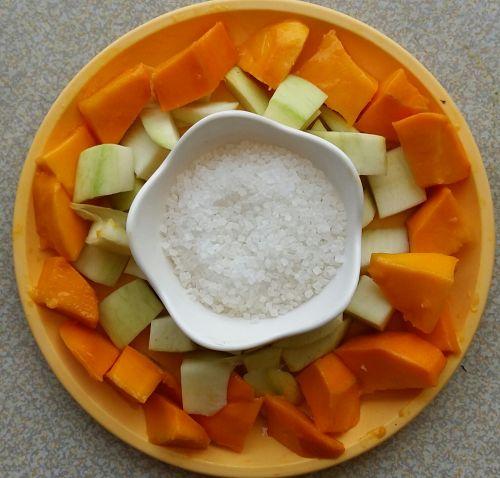 Mango Cooler Ingredients