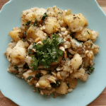 Stir Fried Potatoes Fasting Recipe