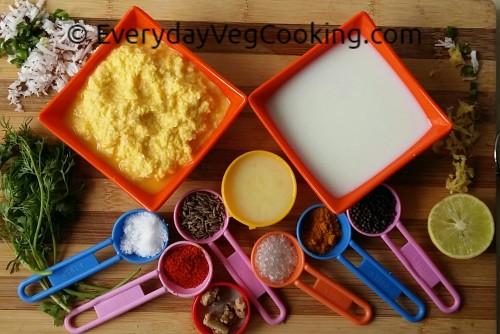 Bhutte Ka Kees_Ingredients