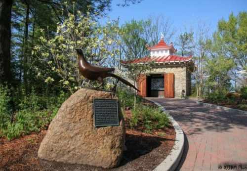 Martha the Passenger Pigeon Memorial