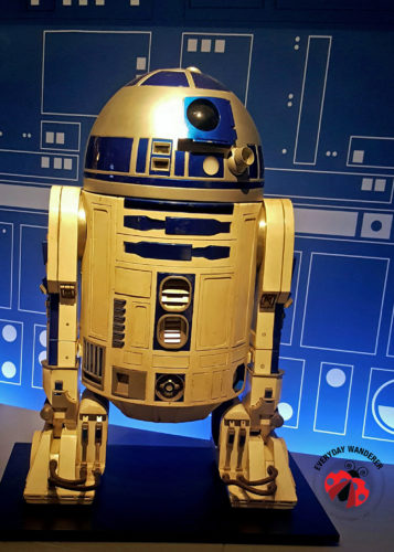 Smithsonian Traveling Exhibit: Star Wars and the Power of