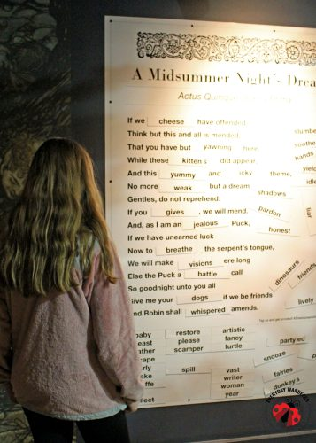 Incorporating Shakespeare into art museums! From Teaching Kids to Love Art