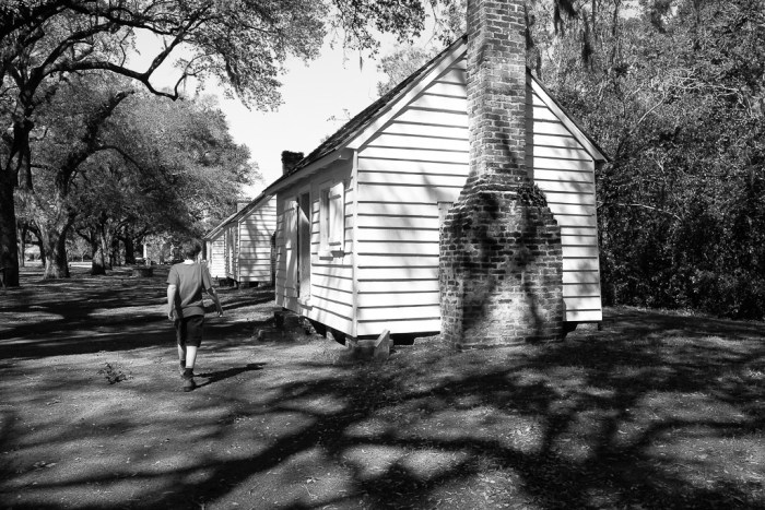 Learn about black history at the McCleod Plantation in Charleston, South Carolina