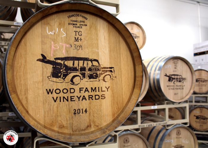 Wood Family Vineyards is one of more than 40 Livermore Valley Wineries